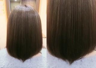 【新規】【誰もが憧れる美しい髪へ】縮毛矯正+美髪サプリメント+カットのメイン画像