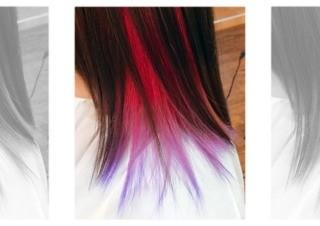 【再来】ダメージレスカラー+美髪サプリメント【本八幡 美容室】のメイン画像