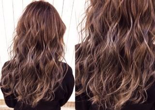 【イメチェンしたい方】ダブルカラー&人毛100%シールエク70枚のメイン画像