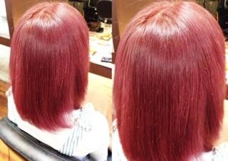 【紫外線・熱ダメージ毛の方】カット+カラー+140%回復トキオTrのメイン画像