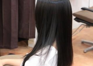 【新規】【クセ毛でお悩みの方に!】縮毛矯正+トリートメント のメイン画像