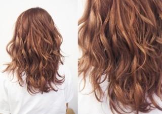カット+herbカラー◆低刺激でダメージの少ない髪質へ【金町】のメイン画像