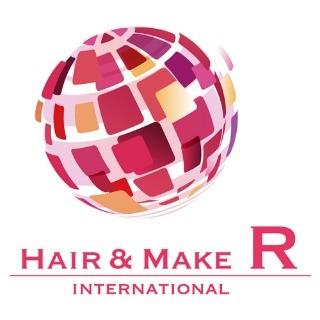 R hair make(アール ヘアー メイク)下田のロゴ画像