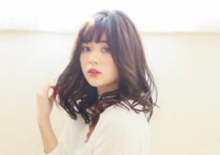 デジタルパーマ+カット【草加/草加駅】のメイン画像
