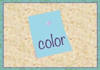 カラーのメイン画像