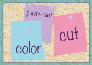 カット+最旬カラー+コスメパーマのメイン画像