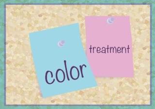 カラー+シルクトリートメントのメイン画像