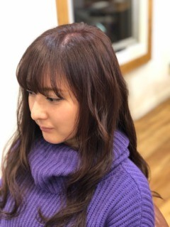 カラーで作る艶髪スタイル[大塚/新大塚]のメイン画像